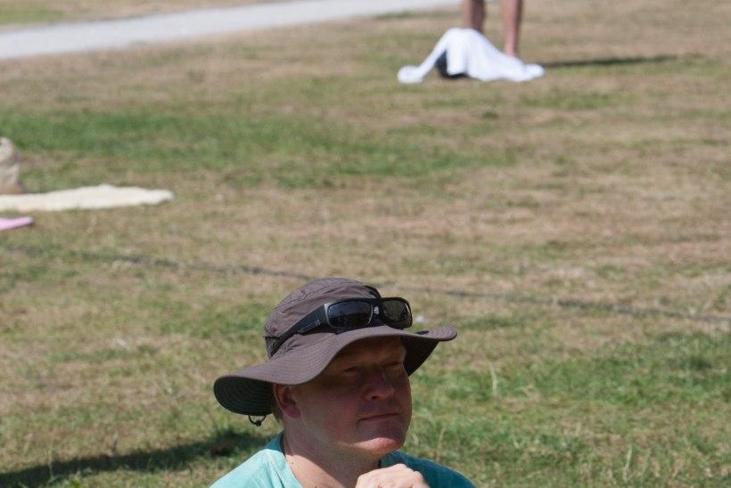 GALERII: Haapsalus algas Joogafestival