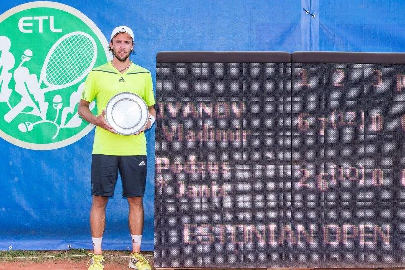 TUBLI! Estonian Openi võitis Vladimir Ivanov