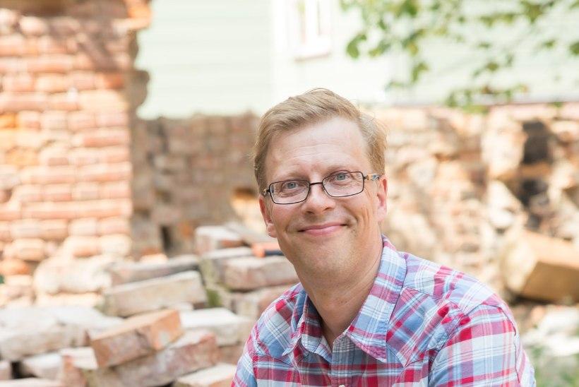 """""""Supilinna Salaseltsi"""" autor Mika Keränen: palusin, et tehke korralik actionfilm"""