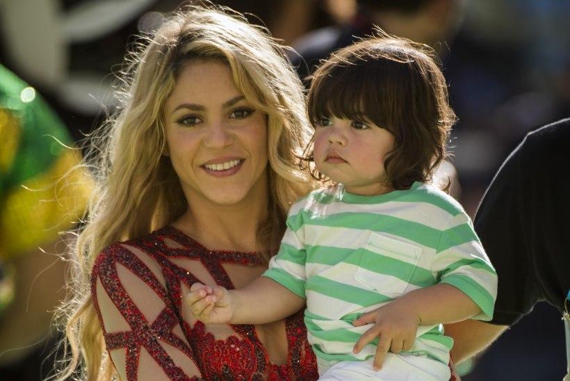 Shakira ootab teist last?