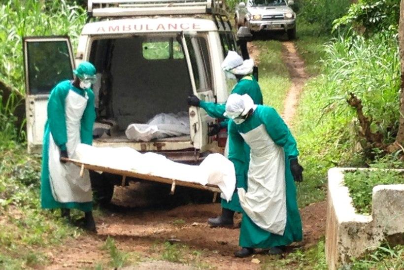 Appihüüe Aafrikast: Ebola viirus on tapnud 500 inimest