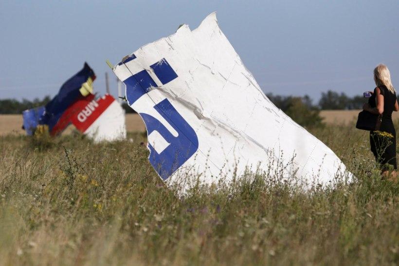 Kiiev: mässulised on lennukihukupaiga ümbruse mineerinud