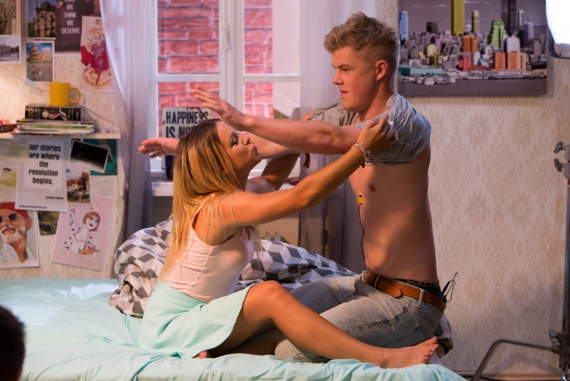 Marilyn Jurman hüppas Priit Piusiga Solarises voodisse