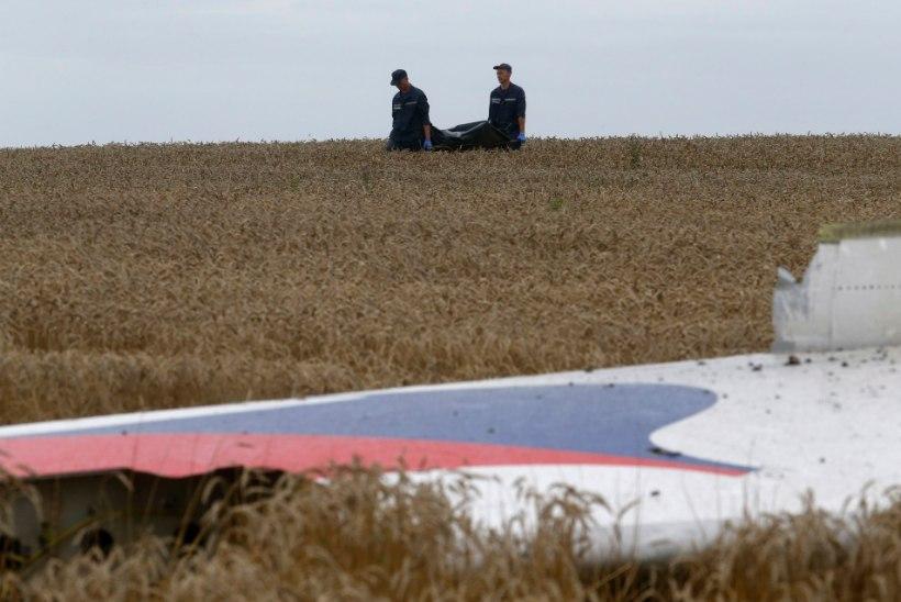 ÜRO peasekretär kutsus lõpetama lahinguid MH17 hukupaiga ümbruses
