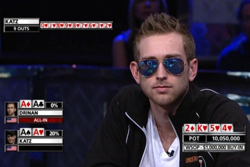VIDEO: Maailma halvim või õnnetuim pokkerimängija?