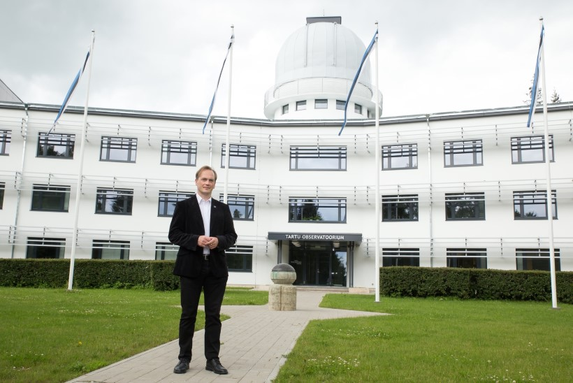 Mart Noorma: mida edukamad on meie kosmosefirmad, seda kõrgemaks tõusevad eestlaste pensionid