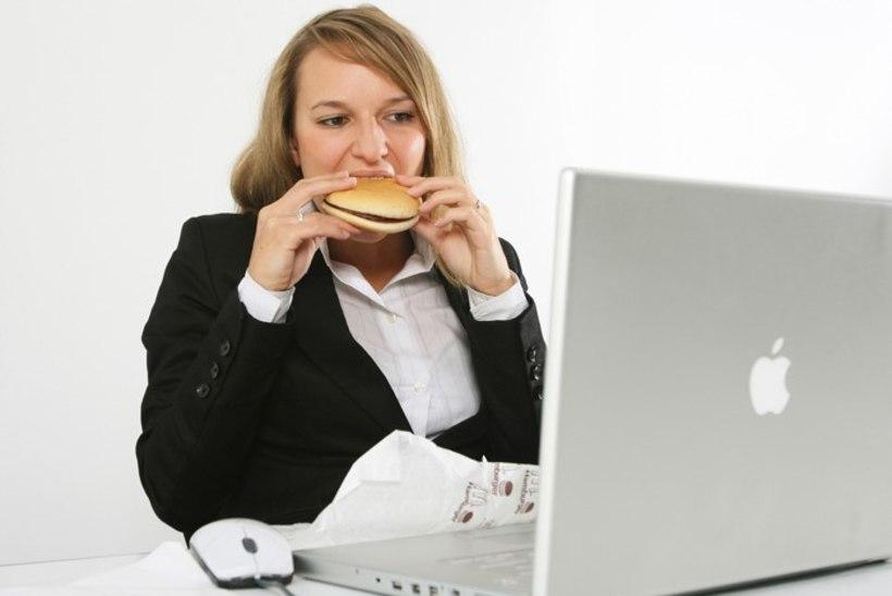 Toidud, mis suurendavad tööstressi