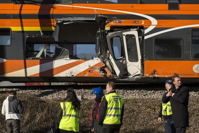 Rongiõnnetuse ohvritele hüvitatud ligi 6000 eurot