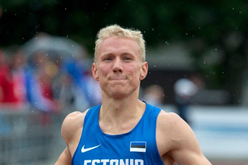 Marek Niit jooksis hooaja tippmargi