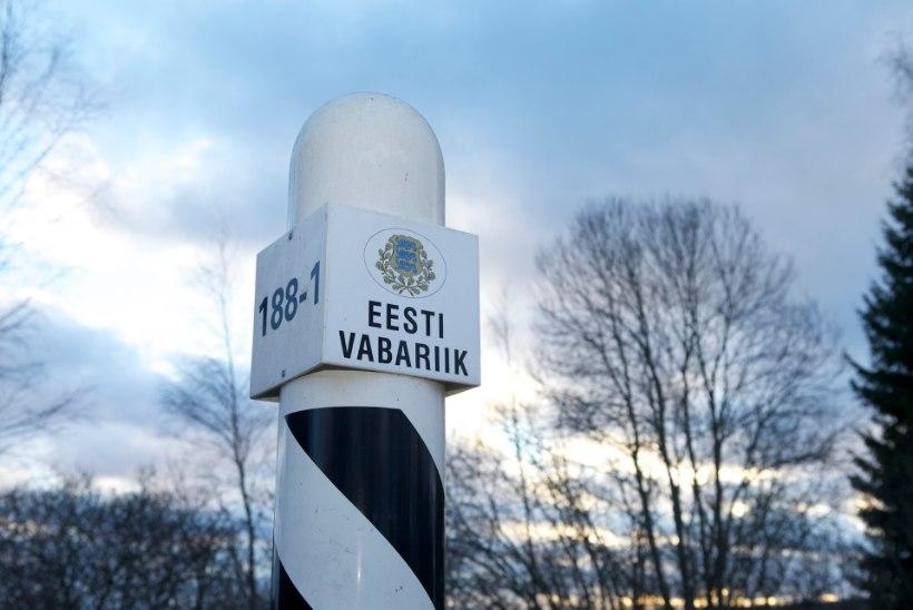 Vene kodanikud ületasid laupäeval mitu korda ebaseaduslikult Eesti riigipiiri