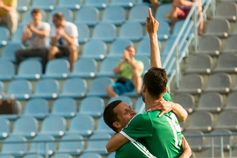 GALERII: San Marino klubi nüpeldanud Levadia saavutas Eesti eurosarjade rekordskoori!