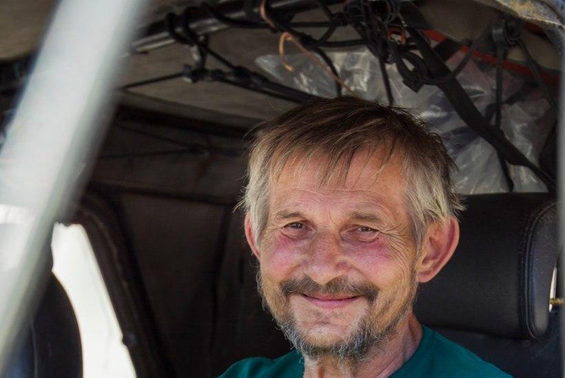 67-aastane Kose valla mees põrutas villisega maailma otsa ja tagasi