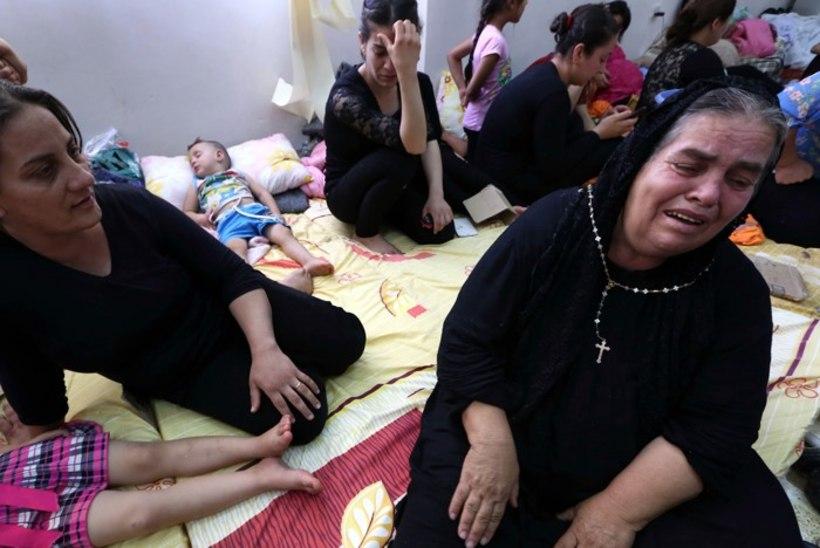 Äärmuslased korraldavad Iraagis massivägistamisi