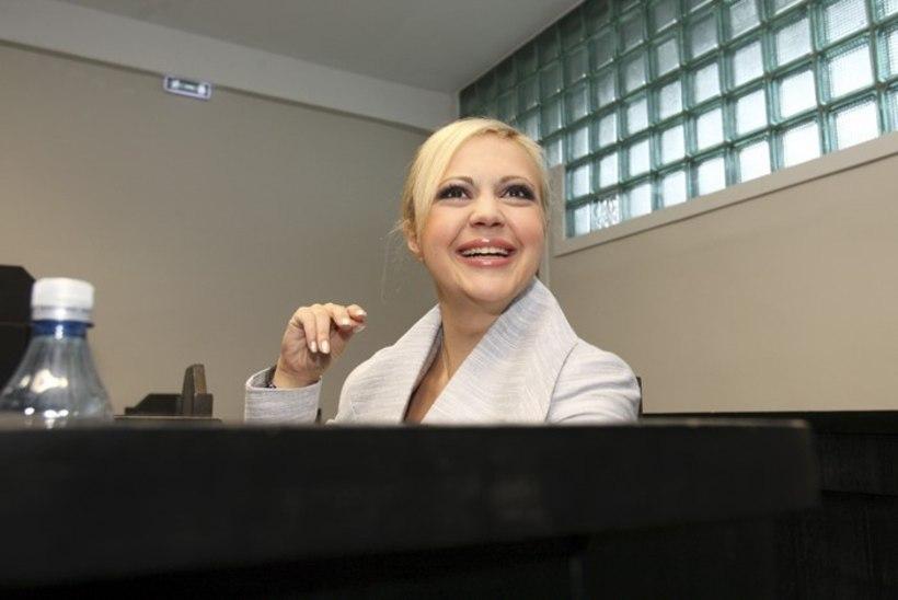 Anna-Maria Galojan: igatsen kodumaad!