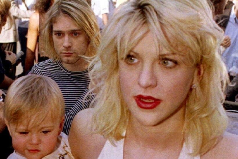 Courtney Love'i suurim patt: ta on käitunud nagu meesrokkarid!