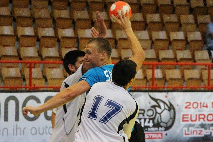 Iisraeli alistanud U20 käsipallikoondis võib homme ajalugu teha