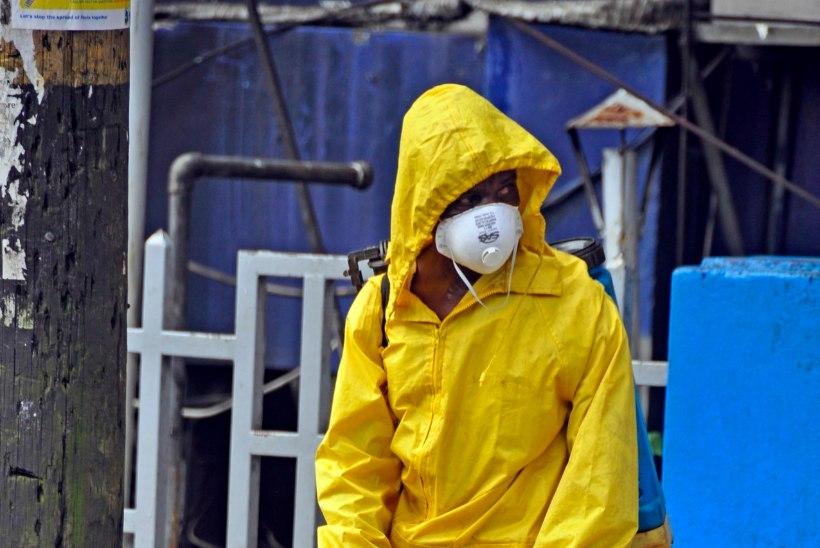 WHO: Ebola viirus levib liiga kiiresti