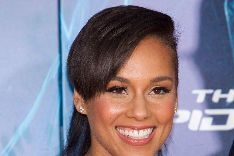 Alicia Keys saab teise lapse