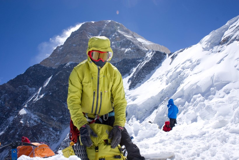 Alpinistid vallutasid 7 kilomeetri kõrguse mäe: kopter kukkus alla