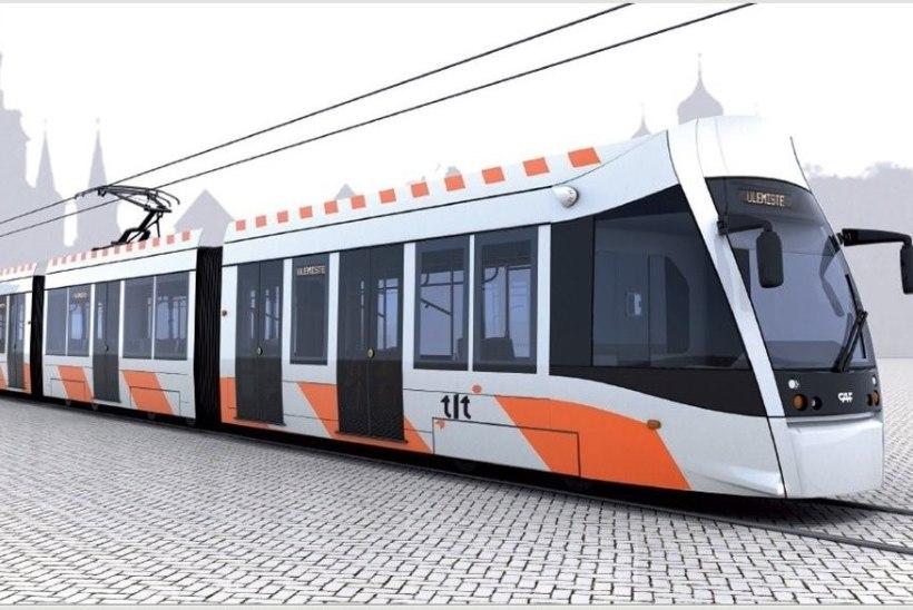 Tallinn paneb trammi käima sadamasse ja lennujaama