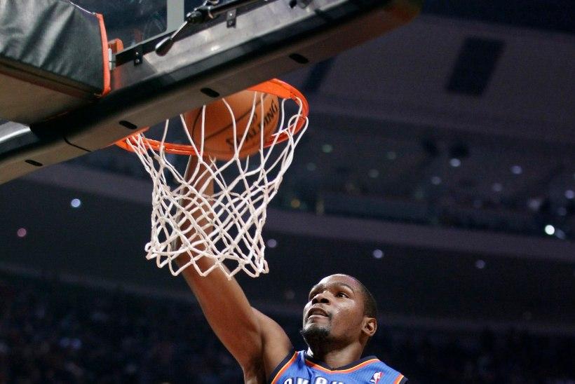 Räpistaari väljaütlemine tõi NBA klubile piinliku trahvi