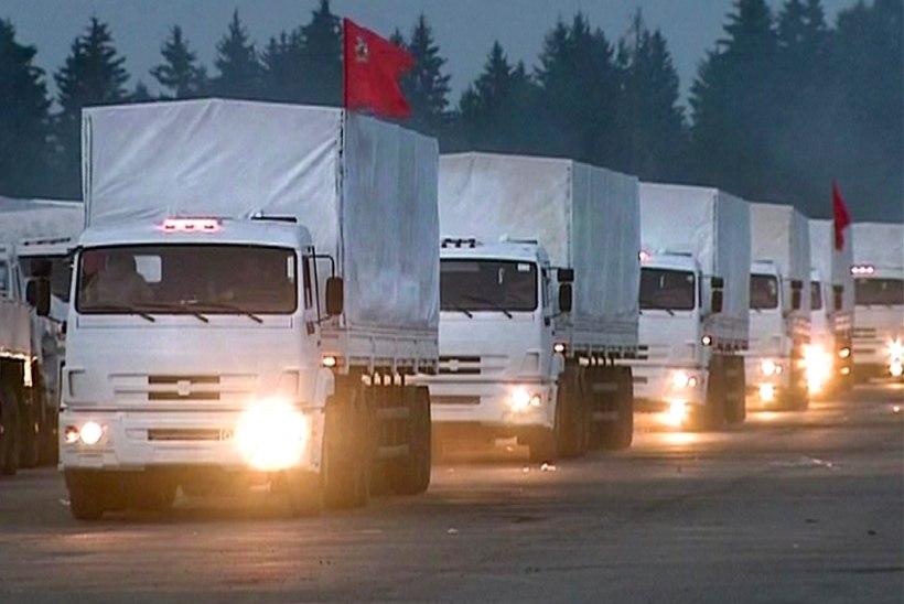 Ukraina: Venemaa humanitaarabile sõjalist saatmist ei lubata