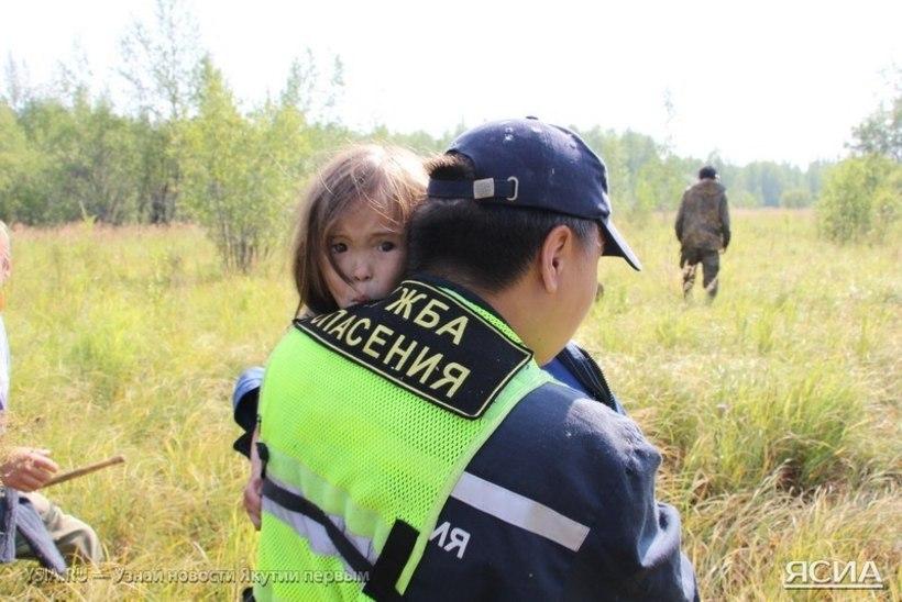 Vapper koerakutsikas päästis tüdrukukese elu Siberi taigas