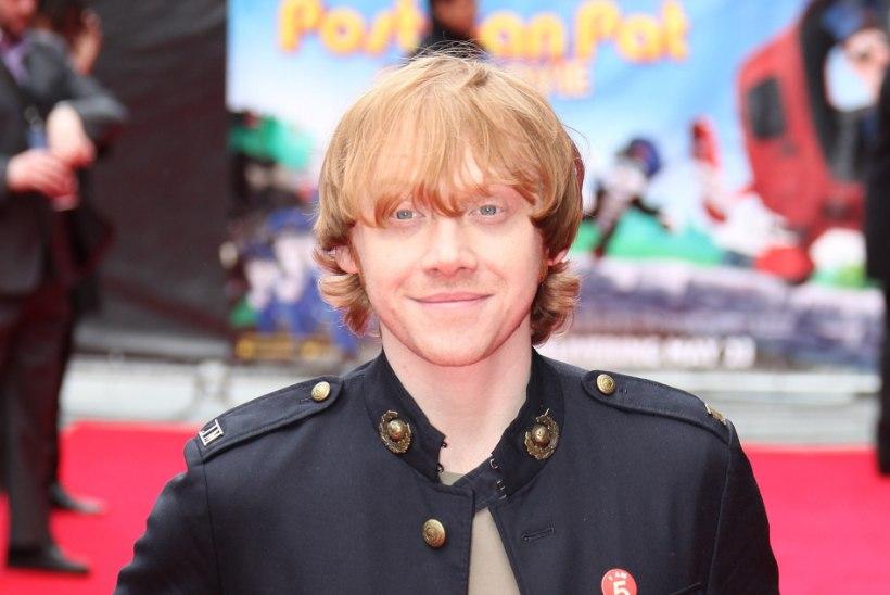 Rupert Grint või Ed Sheeran? Mehi aetakse tihti segi