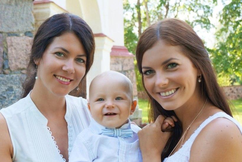 Birgit Õigemeel: lasin poja ristida samas kirikus, kus mindki lapsena ristiti