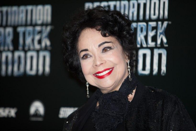 """Suri """"Star Treki"""" näitleja Arlene Martel"""