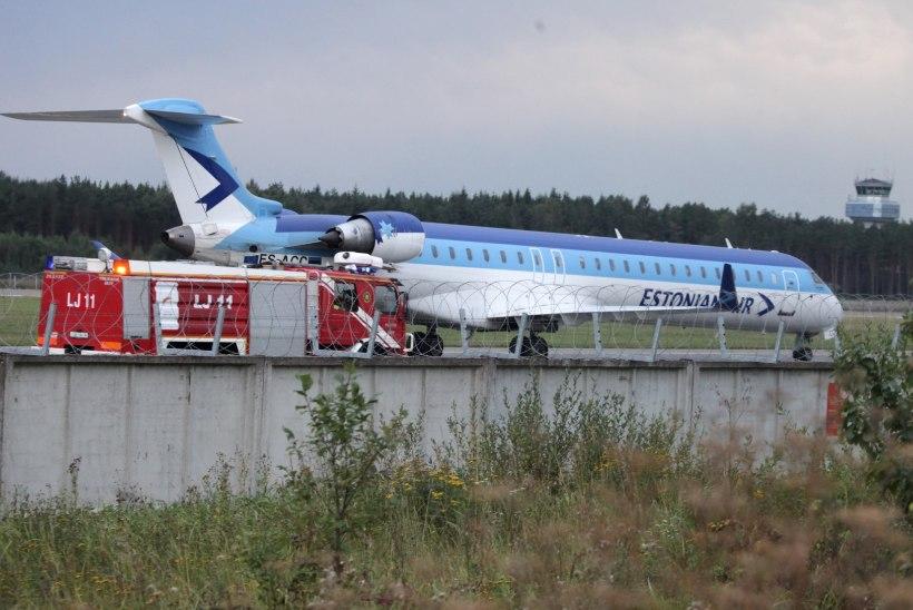 Lennuõnnetuste uurija: miks purunes taas sama rehv?