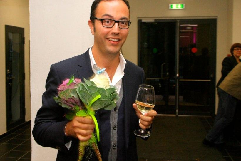 """""""Unistuste prints"""" Roberto leidis kallima Prantsusmaalt"""