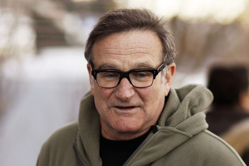 Robin Williamsi hästi varjatud saladus: Parkinsoni tõbi