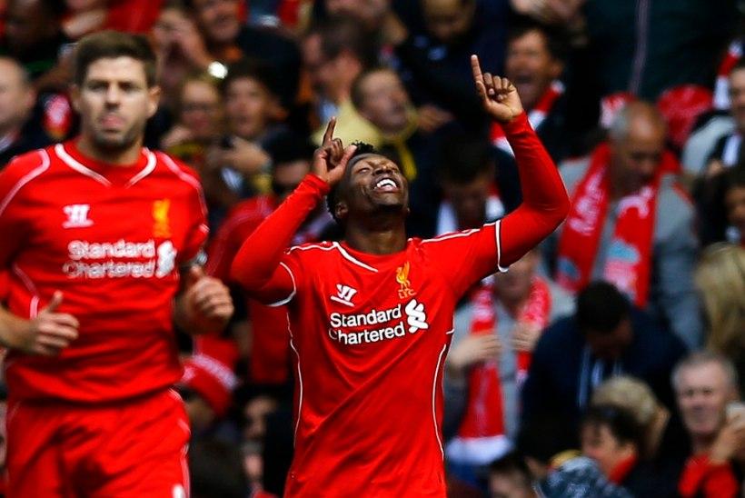 GALERII: Inglismaa koondislaste väravad tõid Liverpoolile võidu