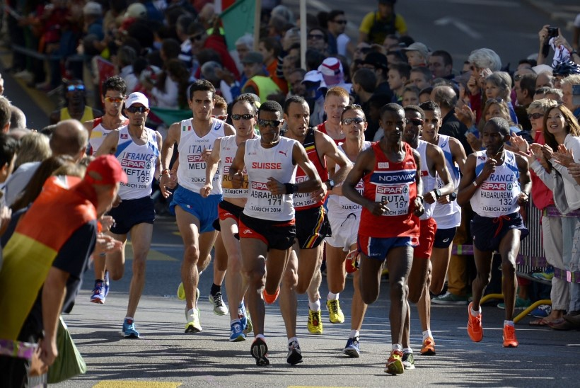 GALERII: Fosti parandas isiklikku rekordit mitme minutiga, Nikolajev katkestas