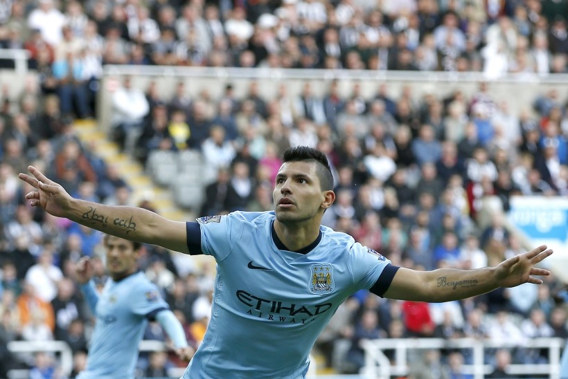 GALERII: Tiitlikaitsja Manchester City alustas võiduga võõrsil