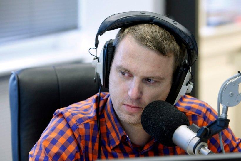 Rauno Märks läheb tagasi raadiosse