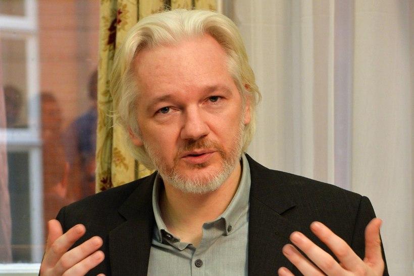 Tervis kehv: Wikileaksi asutaja lahkub vabatahtlikust vangistusest