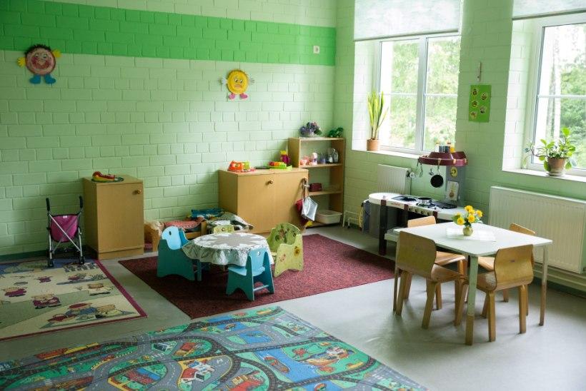 Tartu linn leevendab lasteaiakohtade puudust lastehoidudega