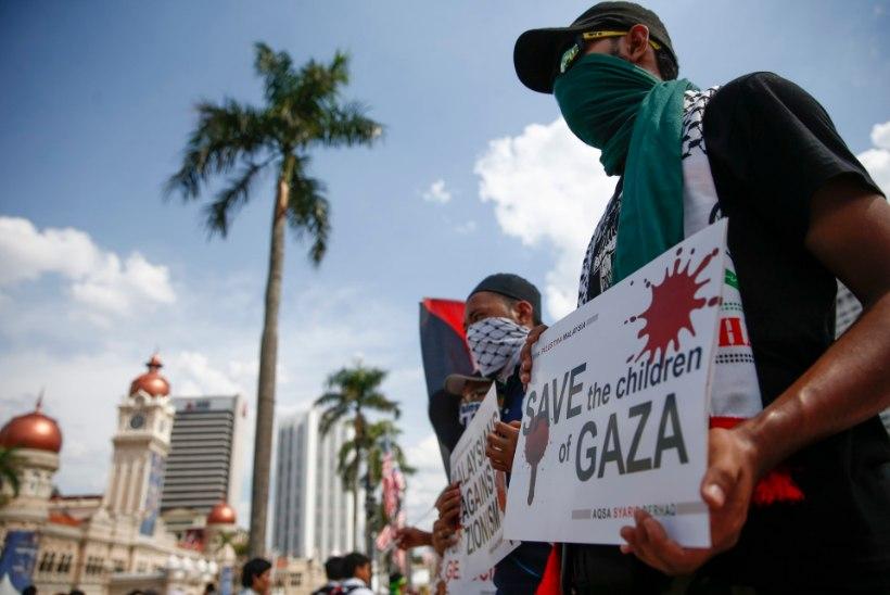 ÜRO: Iisraeli rünnakud on nõudnud Gazas ligi 300 lapse elu