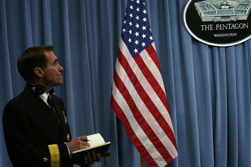 Pentagon: Süürias pantvangis olnud ameeriklaste päästmine nurjus