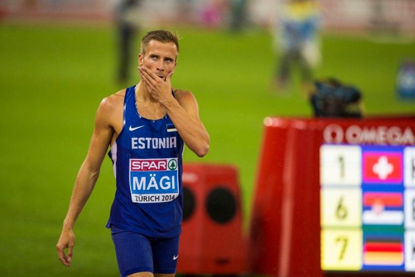 """Rasmus Mägi: """"Alles nüüd jõuab vaikselt kohale, et staarid on hea jooksu korral alistatavad."""""""