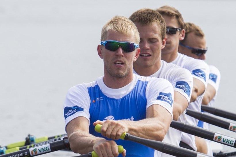 Neljapaat sõidab MMi medalijahile enesekindlalt