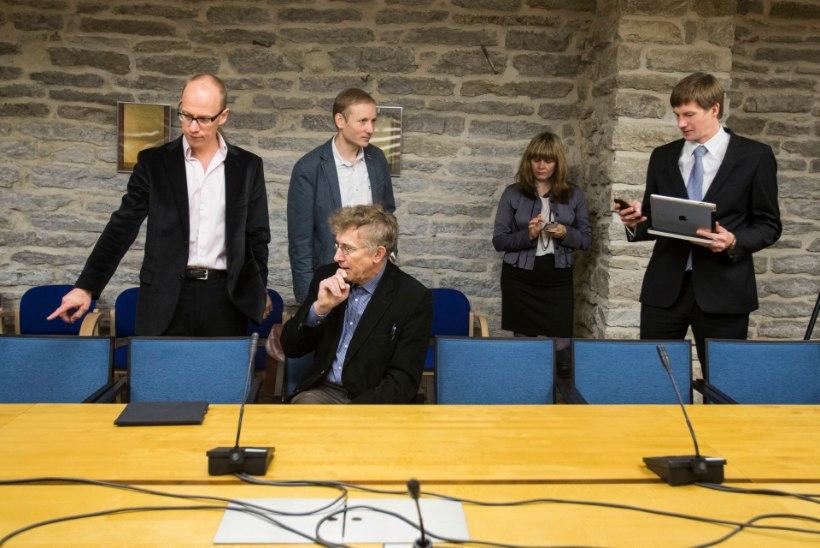 Ahto Lobjakas: NATO egiidi all siin viibivad üksused ei sekkuks Eesti poolel sõjategevusse