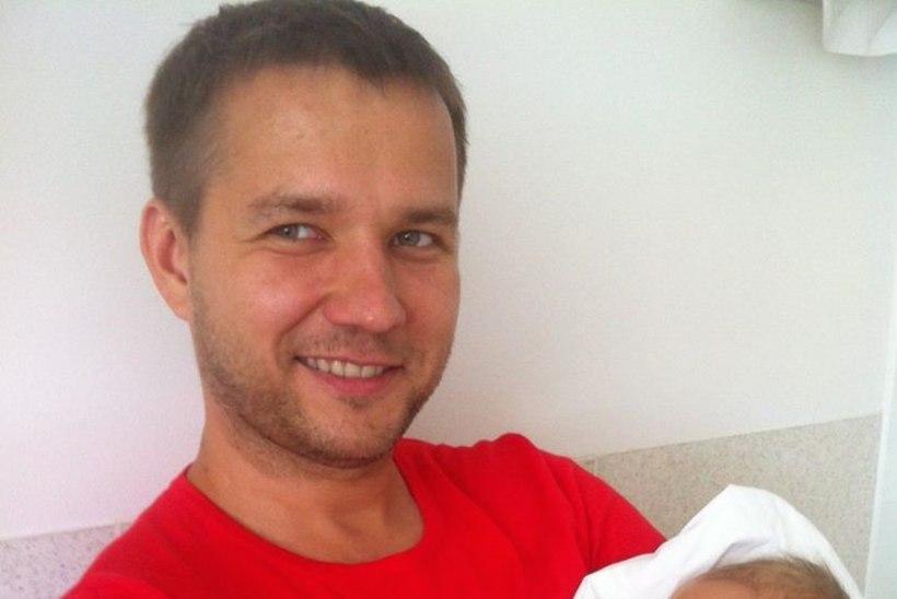 """Geiaktivist Reimo Mets sai tütre: """"Mu lapsel on kaks ema ja kaks isa."""""""