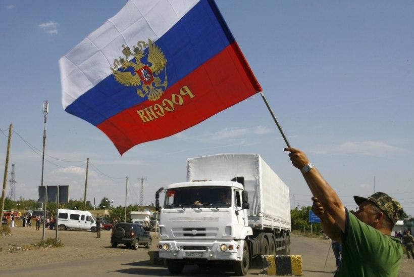 Ukraina süüdistas Venemaad otseses sissetungis