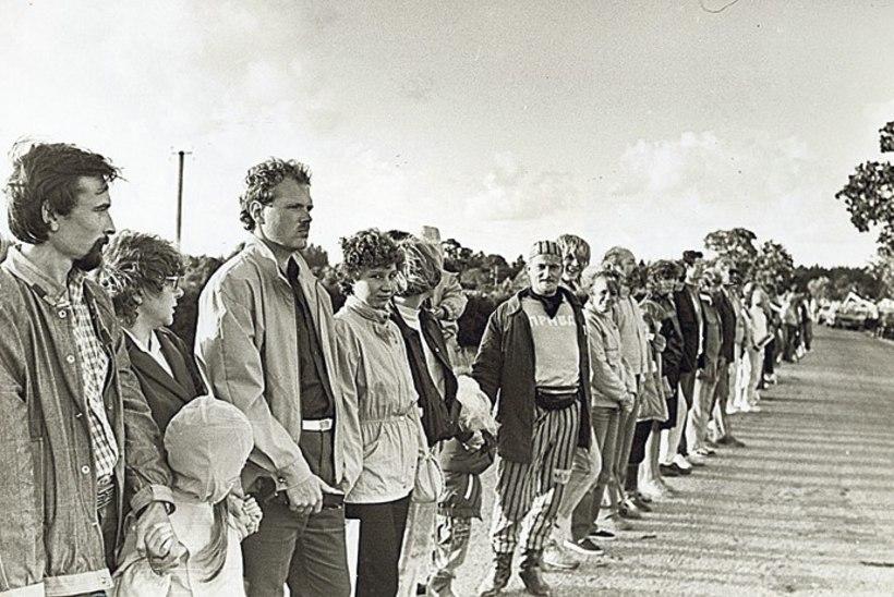 ÕL ARHIIV | Ignar Fjuk: Balti kett oli totaalne vabadus, totaalne joovastus ja totaalne režii!