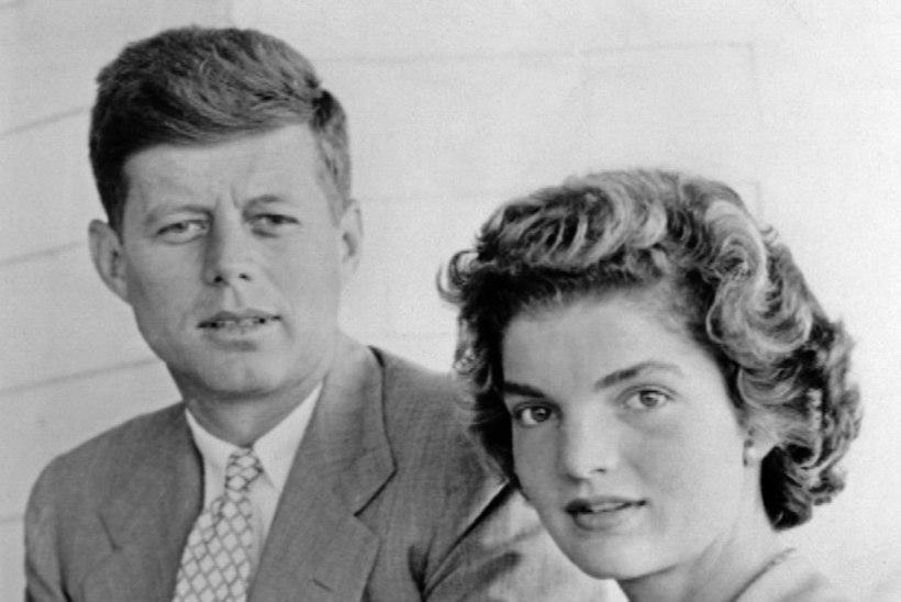 President Kennedy nõudis oma naise näoga prostituuti