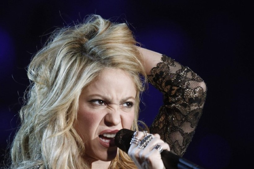 Shakira hitt on plagiaat