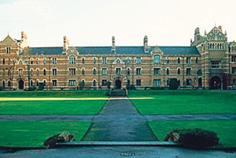 Soovid ööbida Oxfordi ülikoolis?
